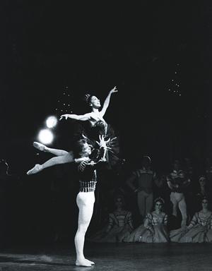 Rudolf Noureev, Margot Fonteyn Fonteyn_300