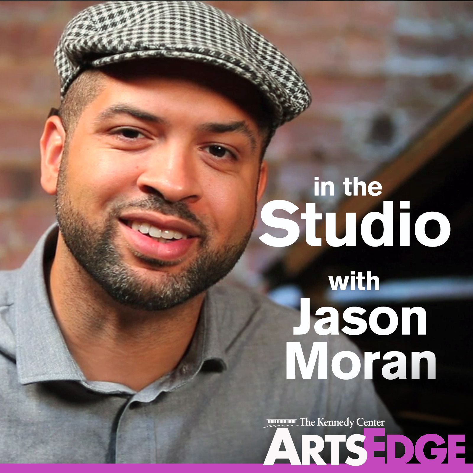 In the Studio with Jason Moran