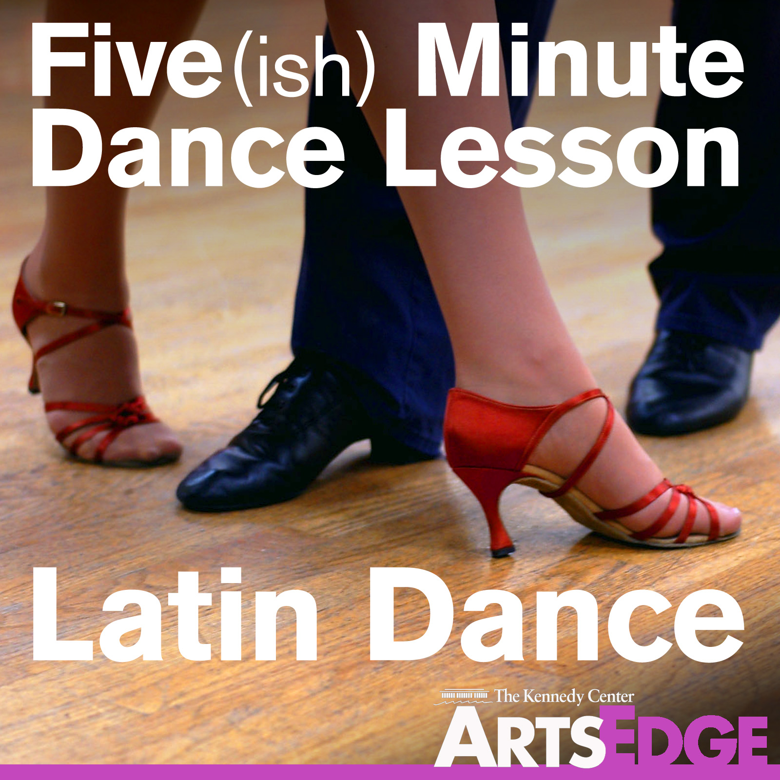 Five(ish) Minute Dance Lesson: Latin Dance